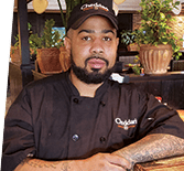 Kendrell, Culinary Team Lead